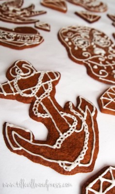 Hardcore gingerbreads